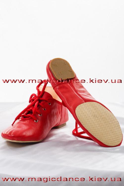 Джазовки красные для танцев фото 2