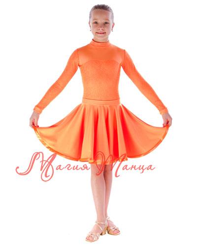 Сукня бейсик для бальних танців фото 5