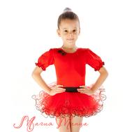 Тренувальне сукню для дівчинки фото 1