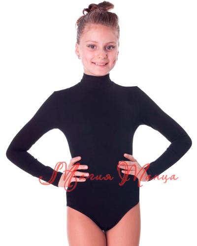 Купальник гимнастический фото